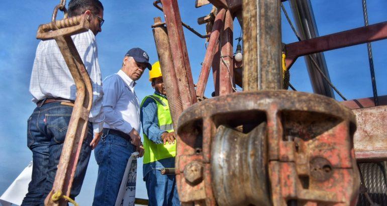 La Florida, Jesús María, por fín tendrá nuevo pozo con agua potable