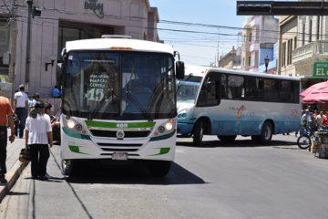Aguascalientes de las ciudades menos inseguras en el Transporte Público