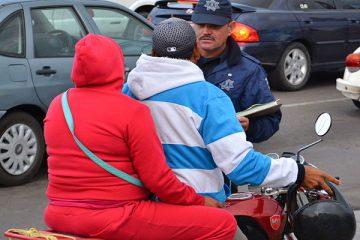 Sacan de circulación más de mil motos este año