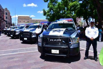 20% de patrullas municipales requieren ser renovadas
