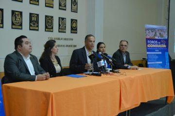 Presenta Toño Arámbula Foros de Consulta para su Plan de Desarrollo Municipal