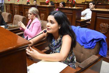 Parlamento Juvenil en Congreso del Estado