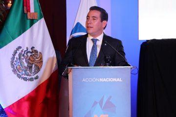 El PAN gobernó 12 años con las mejores cifras en economía y bienestar: Báez