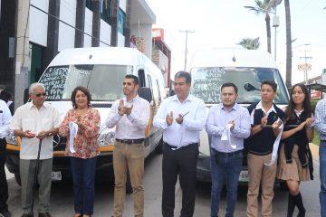 Reactivó Ayuntamiento de Pabellón el servicio de transporte suburbano