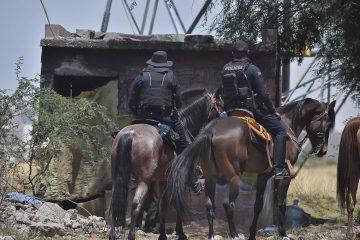 Tiene Aguascalientes sólo el 30% de los policías que requiere la población