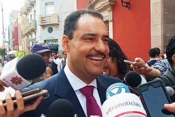 No habrá pugnas internas para la próxima candidatura a la gobernatura: Toño Martín del Campo