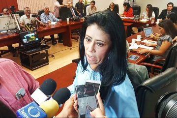 Diputada presenta denuncia por secuestro express