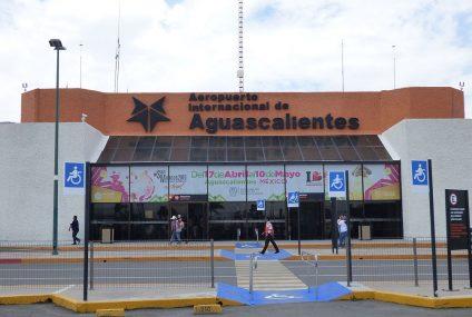 Baja flujo de  pasajeros en aeropuerto de Aguascalientes
