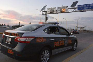 Aplican 3300 infracciones este año por exceso de velocidad