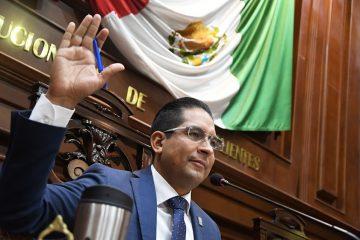 #FueraElFuero de inmediato se enviará a comisiones: Serrano