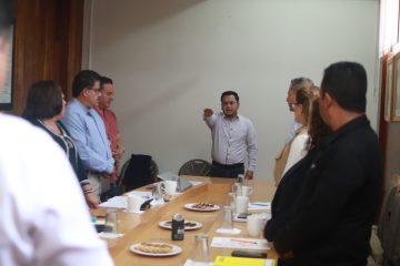 Realizan nombramientos en Pabellón de Arteaga