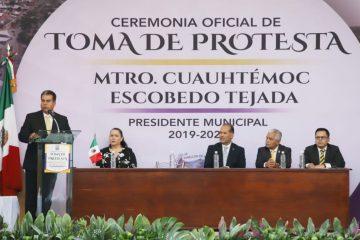 Alcalde de Pabellón propone a homólogos un frente ante la indiferencia del Gobierno Federal