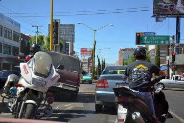 Policías de tránsito son percibidos como los más corruptos