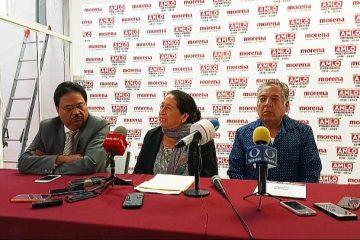 Aldo Ruiz compra voluntades en MORENA