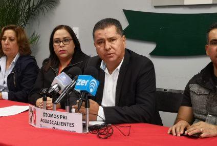 PRI se inconforma contra el IEE por un recorte de 4 mdp a su prerrogativa 2020