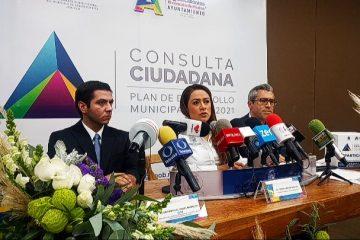 Seguridad, agua, servicios públicos, gobierno digital y obra, la prioridad de Tere Jiménez