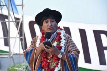 Mientras PAN y PRD no quieren aquí a Evo Morales, Morena lo invitará a evento