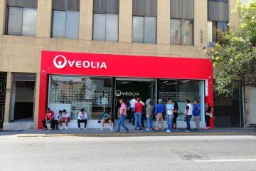 Nueva queja contra VEOLIA-CAASA, ahora son vecinos de Nueva Alameda
