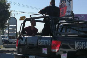 Ignoran policías a la Comisión Estatal de Derechos Humanos