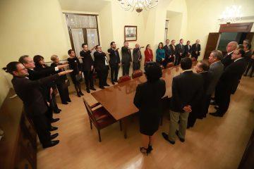 Nombran Decanos y Directores Generales en la UAA
