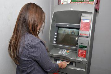 Aumentan robos en cajeros automáticos