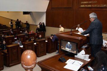 Juicio político contra diputados, sería sancionado en el Congreso Local