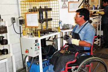 Tiene Aguascalientes 82,394 personas con alguna discapacidad