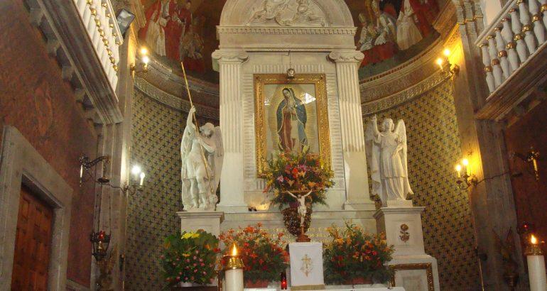 7 de cada 10 celebran a la Virgen de Guadalupe