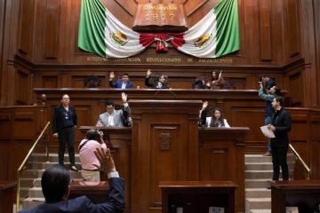 Aprueba Congreso Paquete Económico Estatal 2020, 27 mil millones