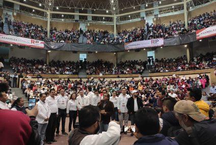 Logra RSP un registro de casi 4 mil asambleístas en Aguascalientes