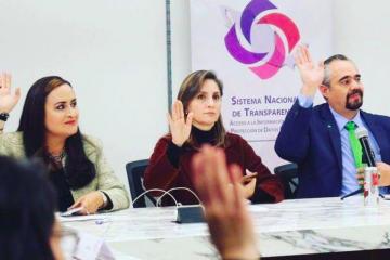 Presentan Plan de Trabajo para la Región Centro Occidente del Sistema Nacional de Transparencia