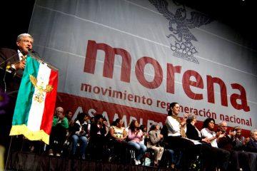 Cae identificación de la gente con Morena