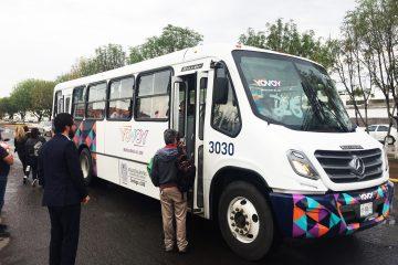 Anuncian amparo contra el aumento a la tarifa del transporte público