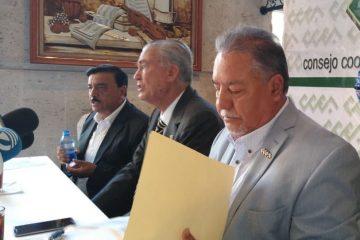 Presidente del Consejo Coordinador Empresarial, pide disculpas