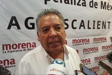 Ratifican destitución de dirigente morenista en Aguascalientes