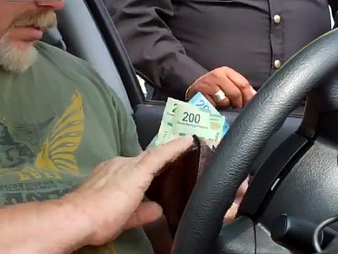 4 de cada 10 aguascalentenses han participado en actos de corrupción policial
