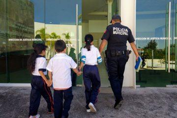 Preventiva atendió en 2019, 45 niños olvidados o deambulando