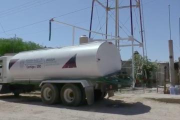 Comisario de El Llano condiciona el agua potable