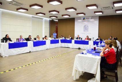 Cabildo Aguascalientes avala apoyos por #COVID-19