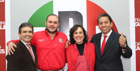 Validan constancias de Goyo y Aguilera @PRIAguas
