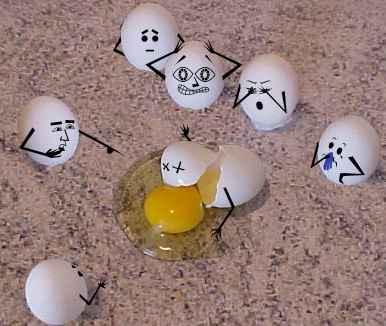 Crom: Silencioso e injustificado incremento en el costo del huevo