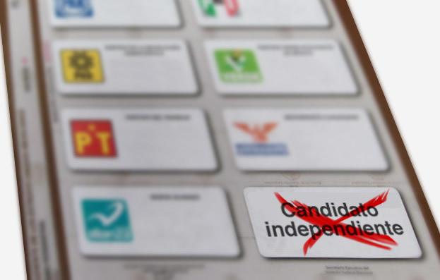 Ratifica sala superior regidurías para independientes