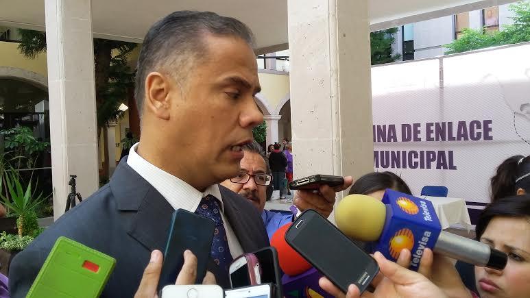 Arámbula: Urge reforzar la seguridad estatal