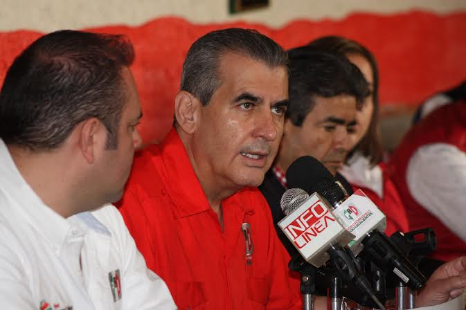 Chico: Goyo demostrará que el @PRIAguas manda en Aguascalientes