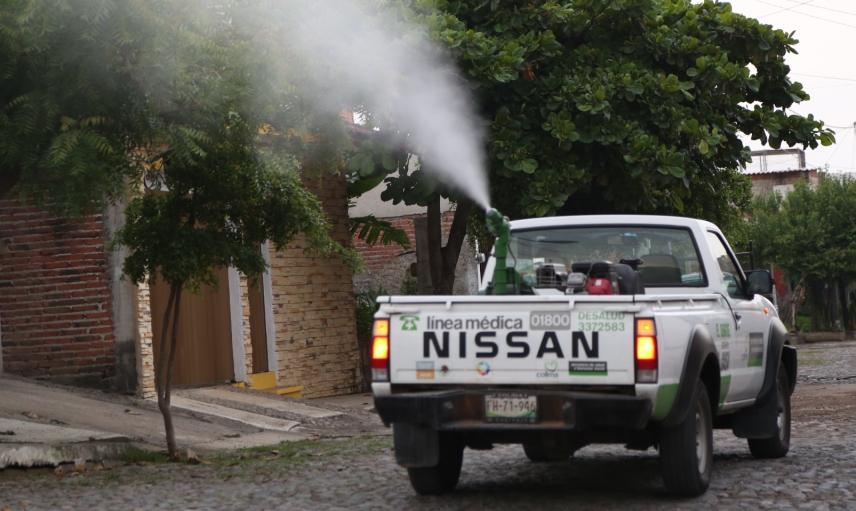 Pide ISSEA a la población permitir fumigación en los hogares