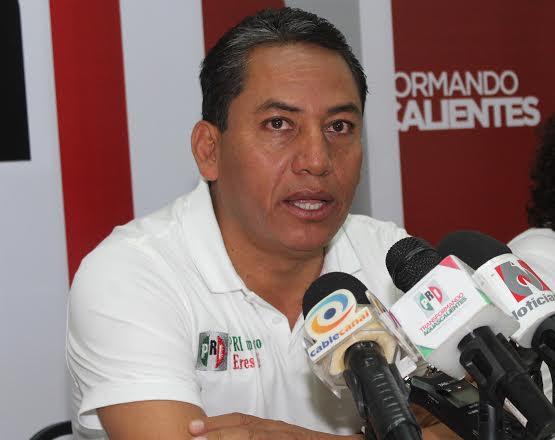 Goyo Zamarripa será nuevamente el candidato en el distrito 01 del @PRIAguas