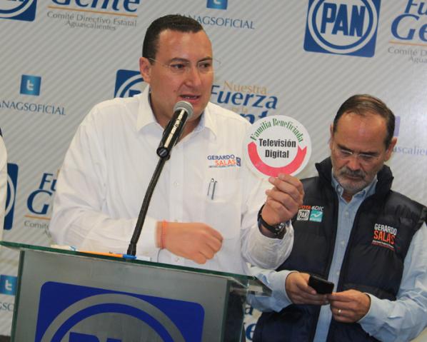 Presentará PAN denuncia por desvío de recursos de programas sociales a favor de Zamarripa