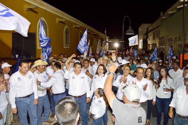 Arranca campaña por el PAN Adán Valdivia