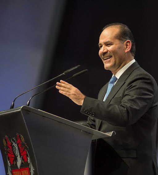Ofrece CROM respaldo al Gobernador Orozco