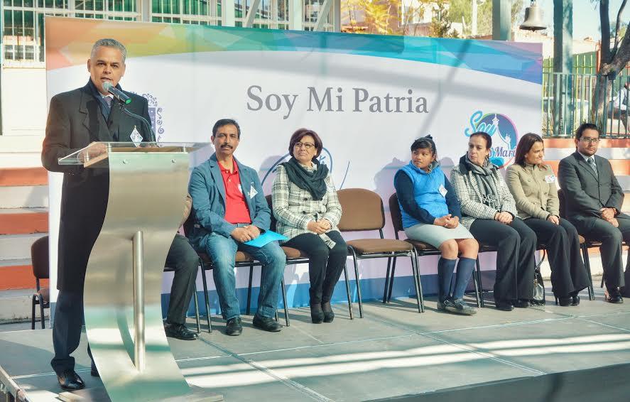 """Pone en marcha alcalde de @Jesus_Maria_ el programa """"Soy mi Patria"""""""